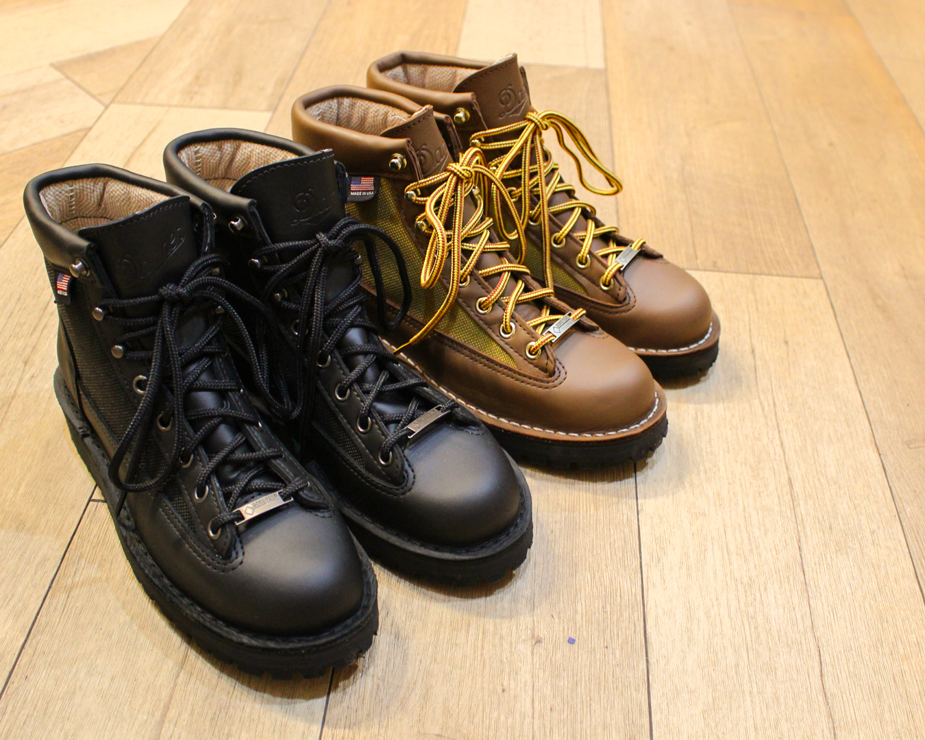 2017.01.21 WOMEN'S DANNER LIGHT【naval本店】
